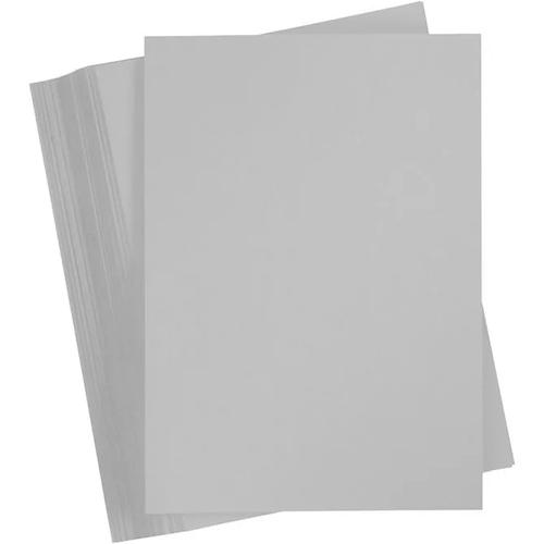 Kartong, 180 g - Stålgrå, 10-pack