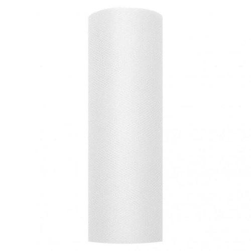 Tyllband - Vitt, 1 meter, bredd 15 cm