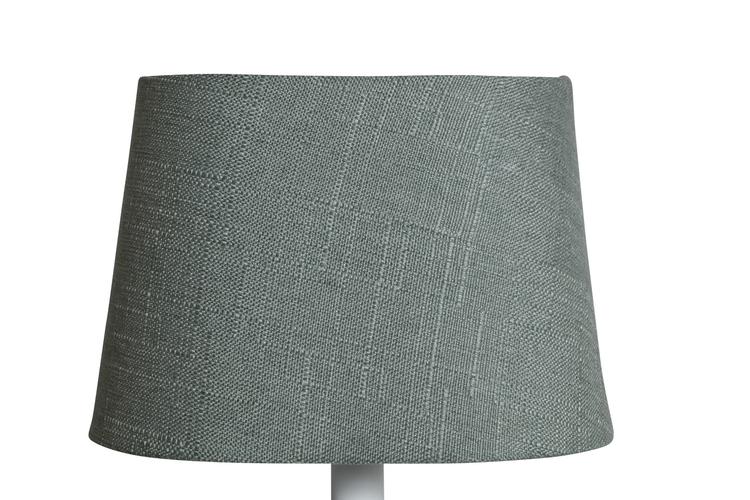 Lampskärm Linnelook Ljusgrön