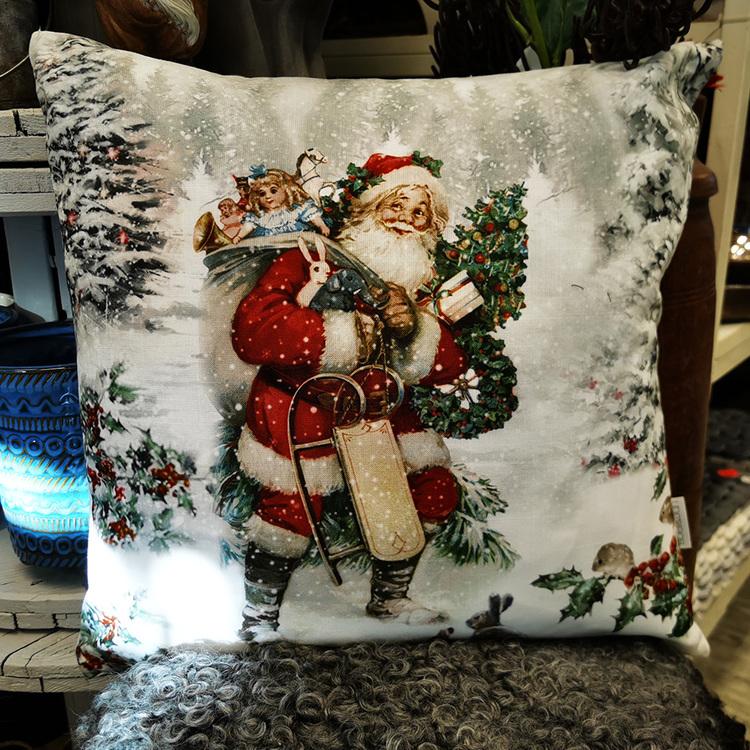 Kuddfordral - Dear Santa
