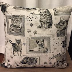 Kuddfodral - Katter