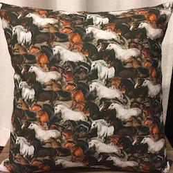 Kuddfodral - Hästar
