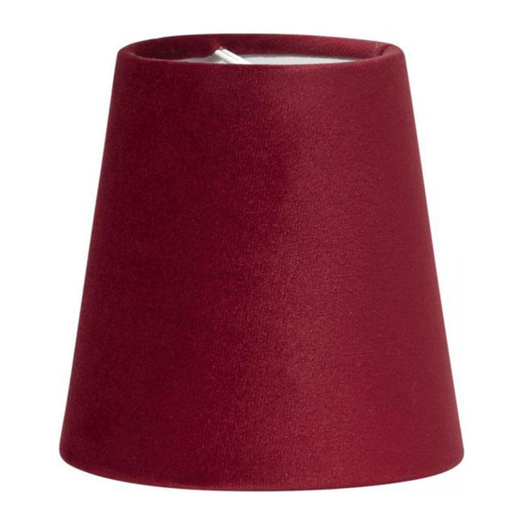 Lampskärm - Queen sammet