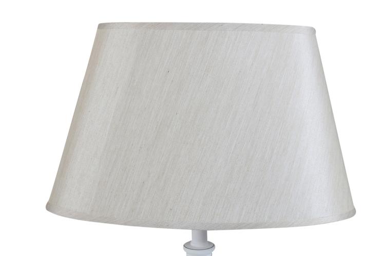 Lampskärm - Beige sidenlook