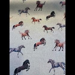 Tyg - Hästar