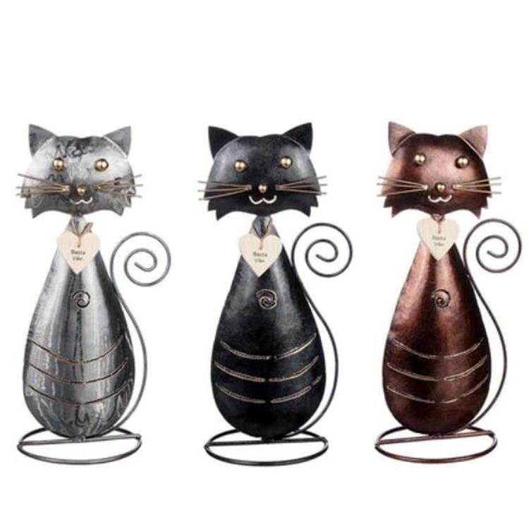 Katter i plåt
