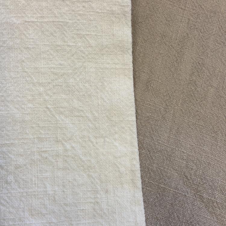 Tvättad lin till inredning eller kläder (fler färger)