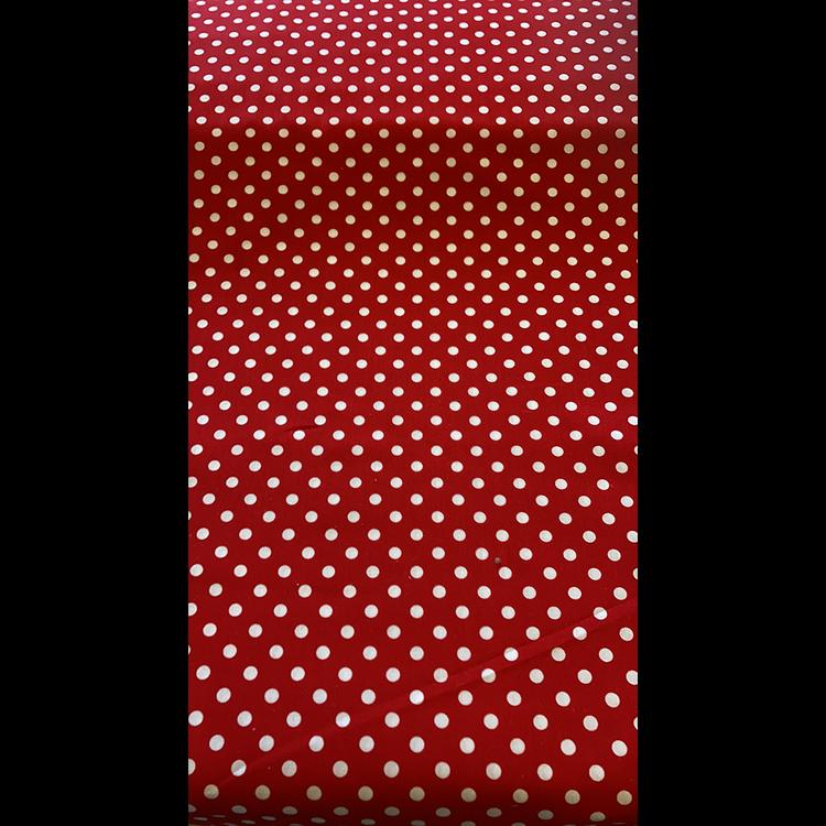 Klädtyg - Prickar (fler färger)