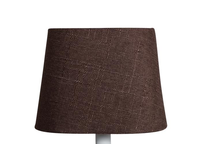 Lampskärm Linnelook liten olika färger