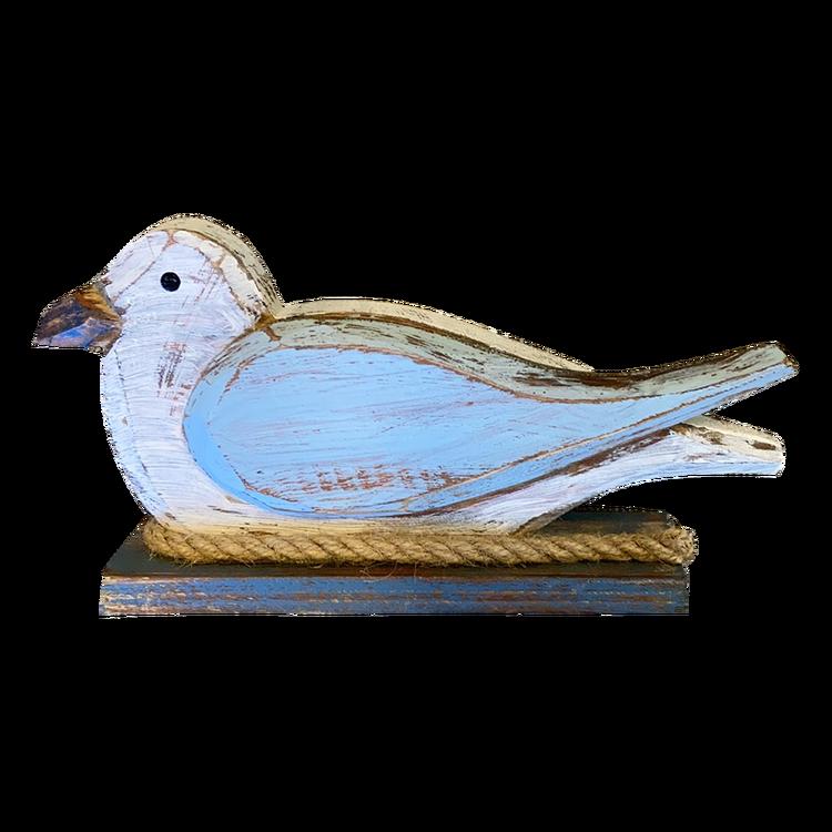 Träfågel - liggande
