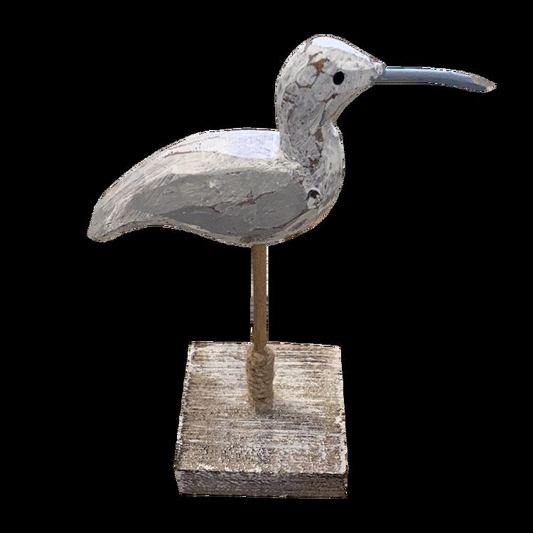 Träfågel - mås (två storlekar)