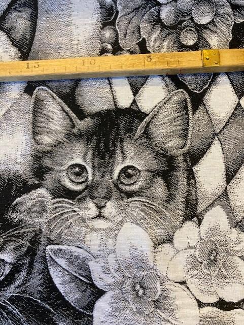 Kuddfodral - Söta Katter