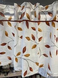 Gardinkappa - blad - olika färger