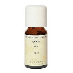 Grape Eterisk Olja EKO 10 ml Aromaterapi (Crearome)