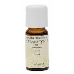 Pepparmynta Eterisk Olja EKO 10 ml Aromaterapi (Crearome)