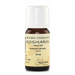 Rosmarin Eterisk Olja EKO 10 ml Aromaterapi (Crearome)