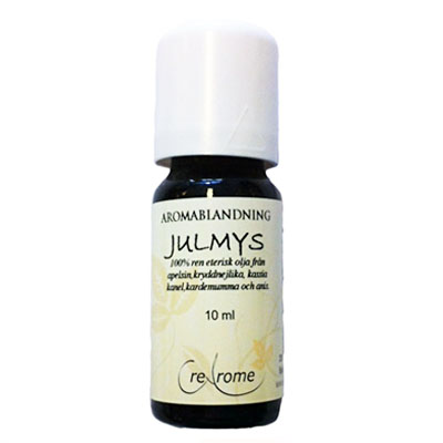 Eterisk Aromaolja Julmys 10 ml Aromaterapi (Crearome)