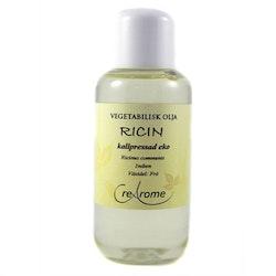 Kallpressad Ricinolja EKO 100 ml (Crearome)