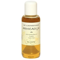 Arnicaolja Örtolja EKO 100 ml (Crearome)
