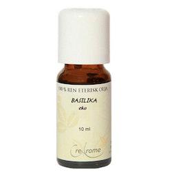 Basilika Eterisk Olja EKO 10 ml Aromaterapi (Crearome)