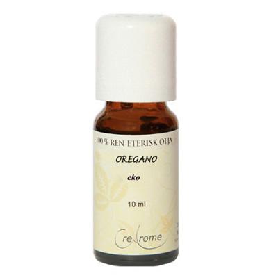 Oregano Eterisk Olja EKO 10 ml Aromaterapi (Crearome)