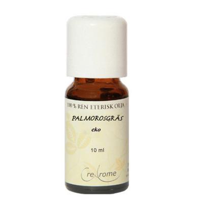 Palmorosgräs Eterisk olja EKO 10 ml Aromaterapi (Crearome)