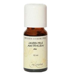 Sandelträ Eterisk Olja EKO 5 ml Aromaterapi (Crearome)