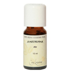 Svartpeppar Eterisk Olja EKO 10 ml Aromaterapi (Crearome)