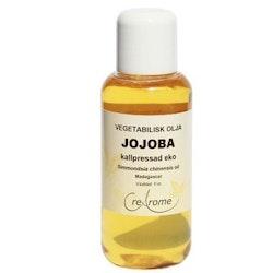Kallpressad Jojobaolja EKO 100 ml (Crearome)