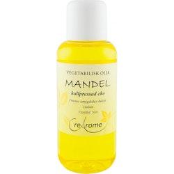 Kallpressad Mandelolja EKO 100 ml (Crearome)