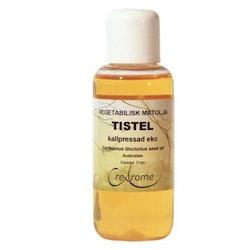 Kallpressad Tistelolja EKO 100 ml (Crearome)