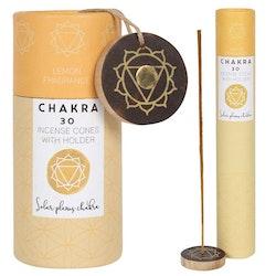 Solarplexus Chakra, Citron Rökelsepinnar/Rökelsekoner