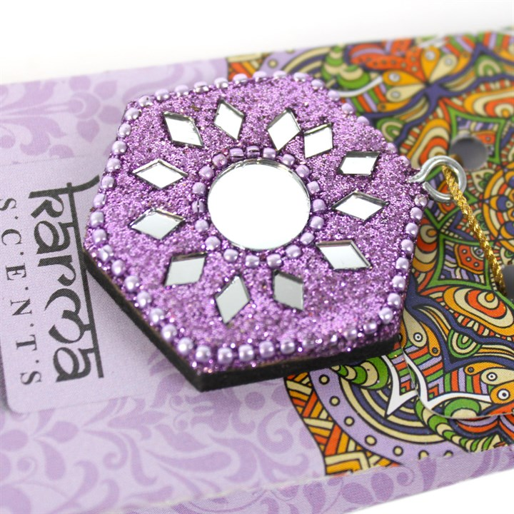 Lavendel Rökelse/Rökelsekoner (Karma Scents)