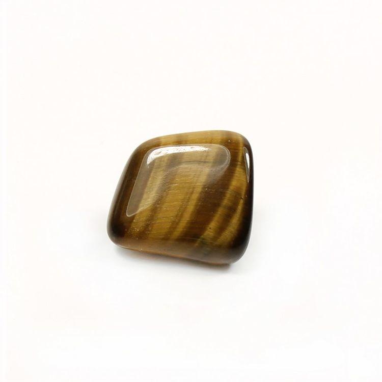 Tigeröga Trumlad 2-3 cm