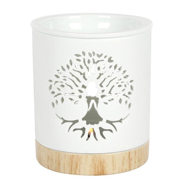 Aromalampa Livets Träd