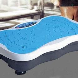 Vibroplatta Vibration Plate - Blå Vibro Shaper 53cm