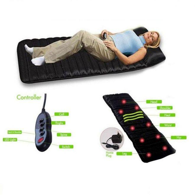 Massagematta Massagemadrass med värme