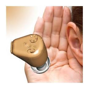 Hörapparat Uppladdningsbar