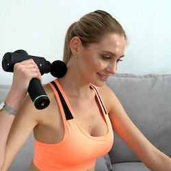 Massage gun massage pistol - Svart Professional