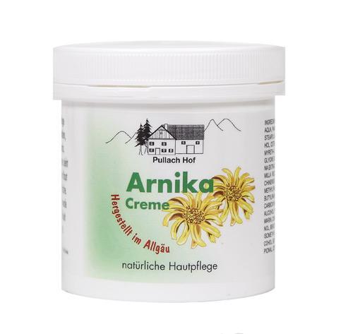 Arnicakräm 250 ml Arnika