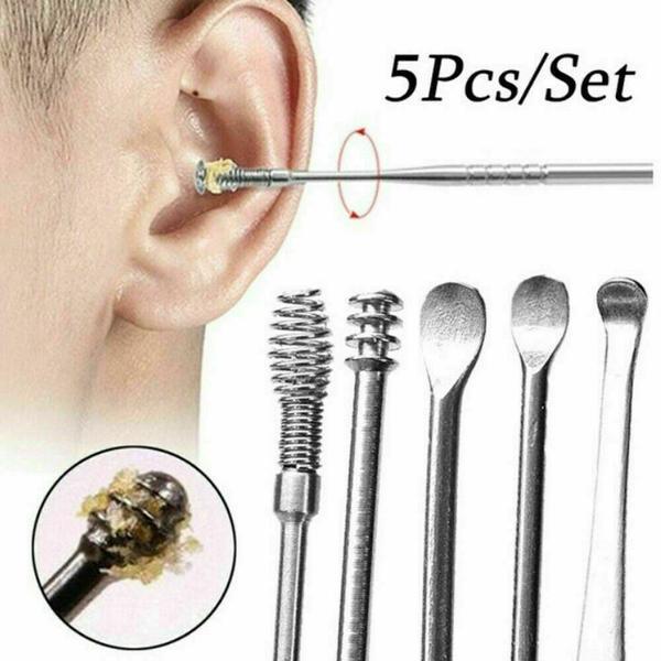 Öronrens öronvaxborttagare