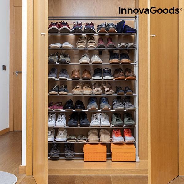 Skohylla skoställ 45-50 par skor.