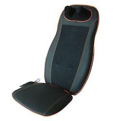 Massage nacke och rygg med värme för bil och hem