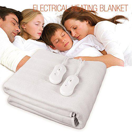 Bäddvärmare värmefilt för familjen
