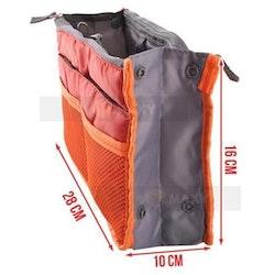 Bag in bag väskinsats necessär (Färg: Grå)