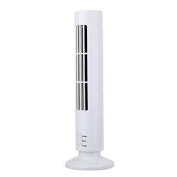 Kylfläkt tower fan -Tornfläkt Vit