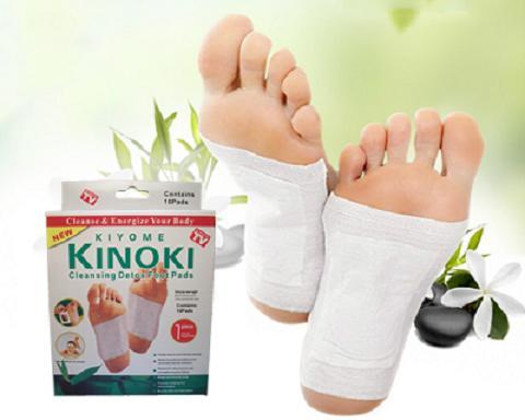 KINOKI Fotplåster  Detox EKO - 10st