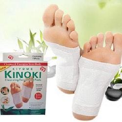 Detox EKO Fotplåster - KINOKI 10st