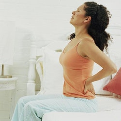 Värmeplåster för ryggen