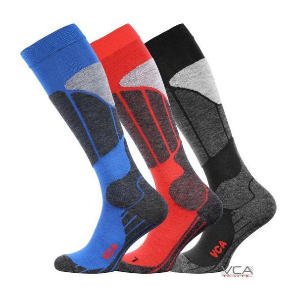 Sport strumpor.Blå/Grå